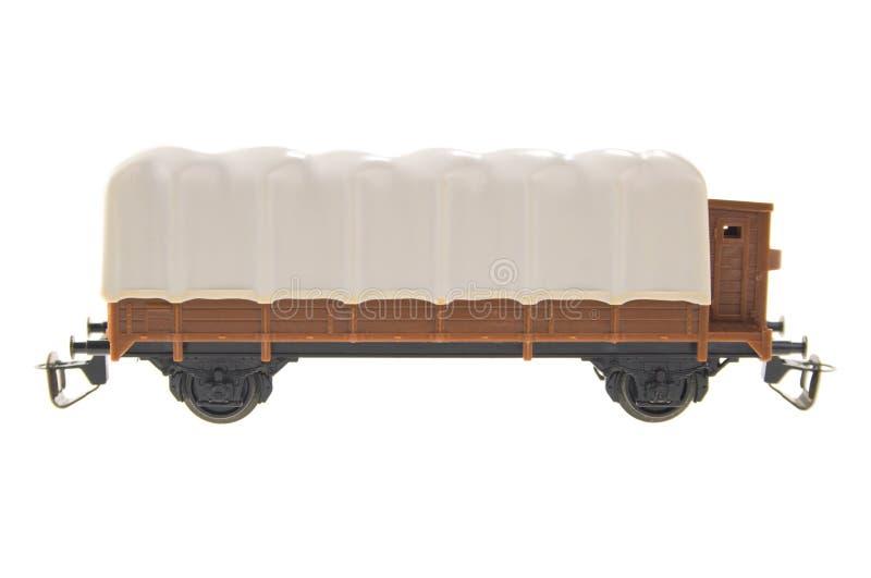 模型铁路 库存照片