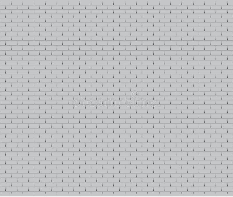 模式屋顶木瓦 免版税库存图片