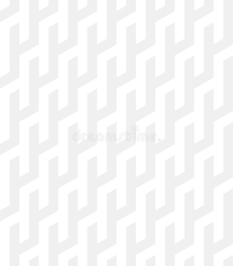 模式无缝的向量 现代时髦的纹理 向量例证