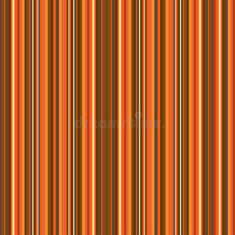 模式无缝的数据条 在时髦颜色的现代纹理 与稀薄的平行的线的抽象镶边背景 线/Geome 库存例证