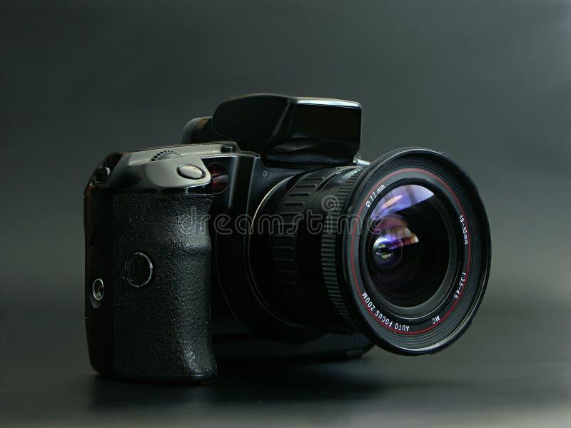 模式照相机影片 库存图片