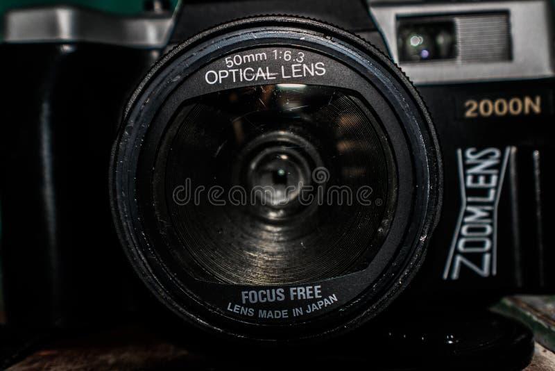 模式照相机 库存图片