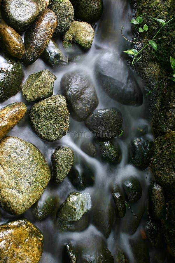 模式石头 免版税库存图片