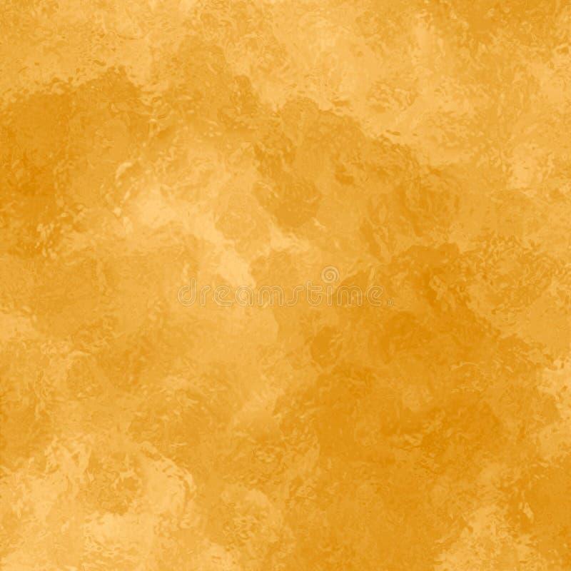 模式纹理黄色 皇族释放例证