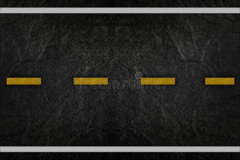 模式路纹理 免版税库存图片