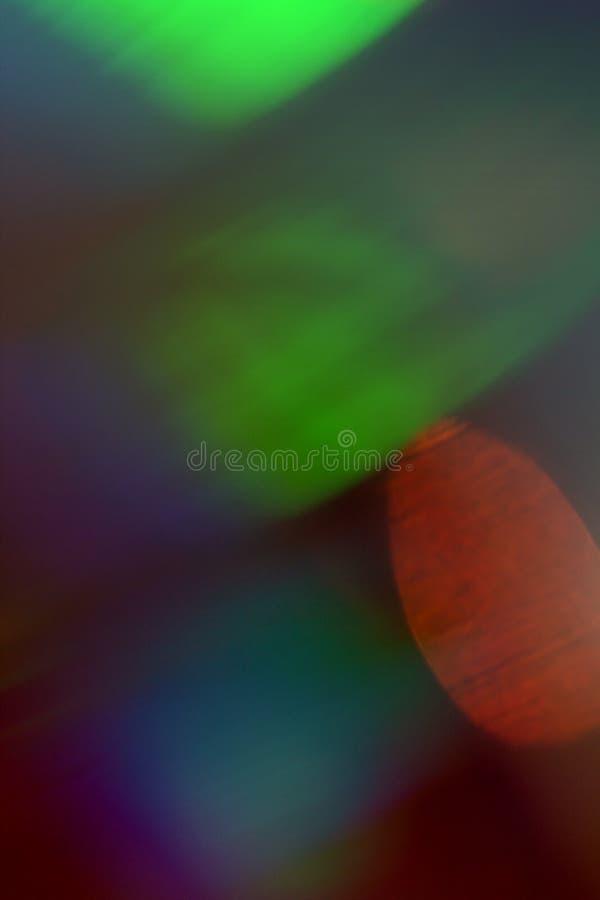 模拟抽象背景,鲜艳的色彩,异常的光效 向量例证
