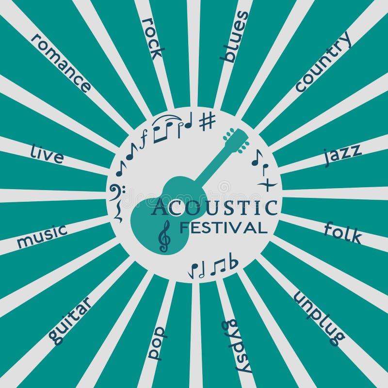 Download 模板设计海报:音响音乐节 库存例证. 插画 包括有 招待, fest, 爵士乐, 背包, 伙计, 音乐, 活动 - 72362727