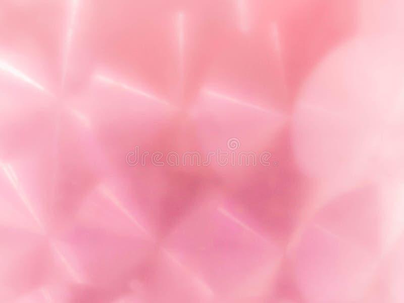 模糊的桃红色背景 图库摄影