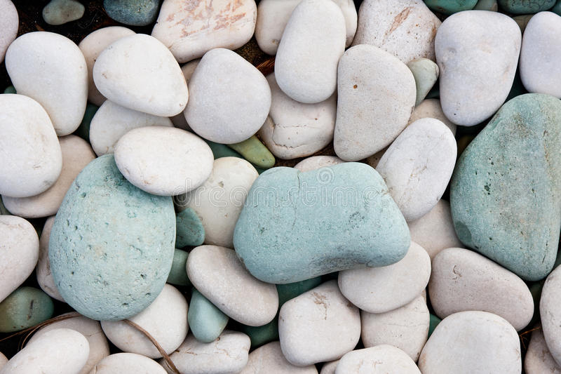 横向岩石 库存照片