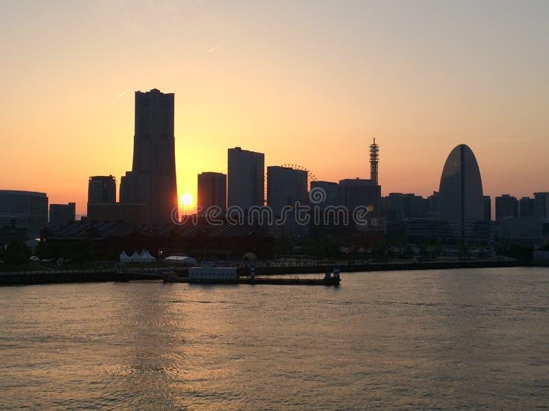 横滨 库存图片