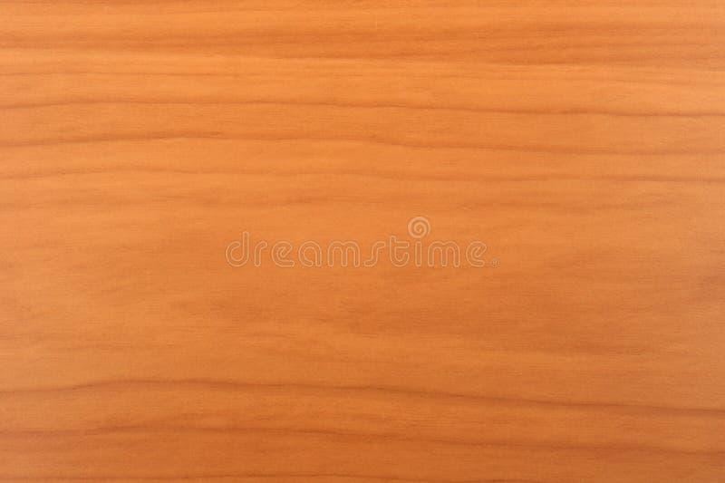 樱桃木纹纹理 库存照片