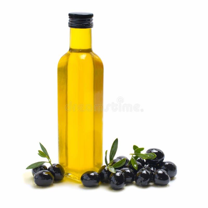 橄榄油 库存照片