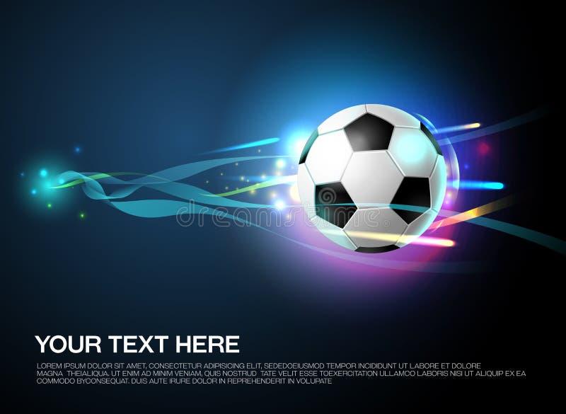 Download 橄榄球射击有闪耀的轻的背景 向量例证. 插画 包括有 地点, 竹子, 设计, 目标, 例证, 反撞力, 足球 - 72360871