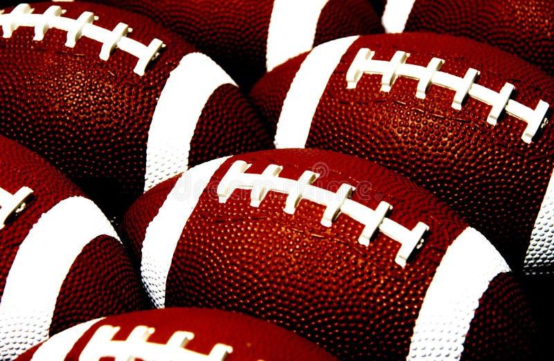 橄榄球模式 免版税图库摄影