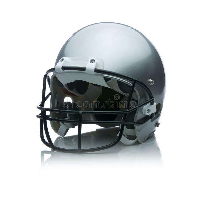 橄榄球盔 库存图片