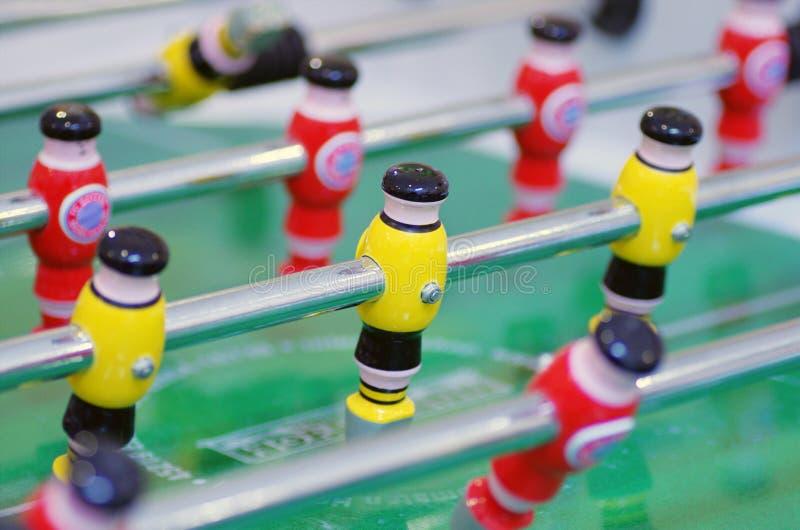 橄榄球赛表 库存照片