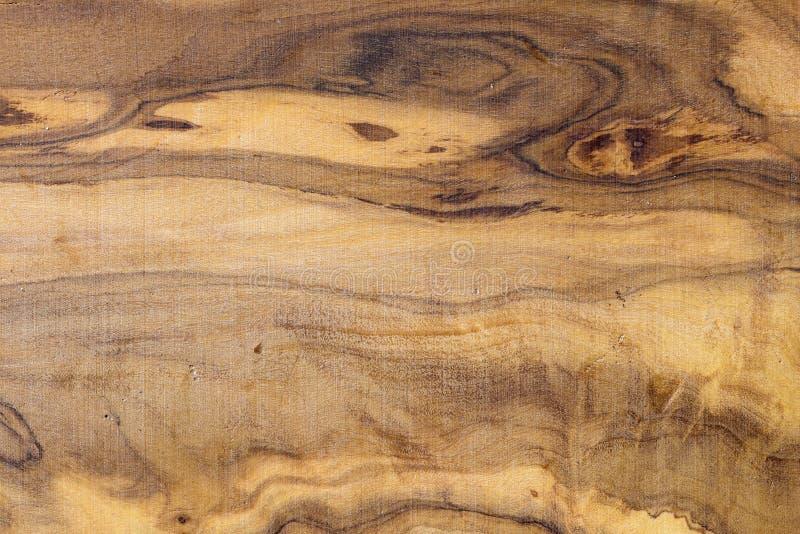 橄榄色木头 免版税库存图片