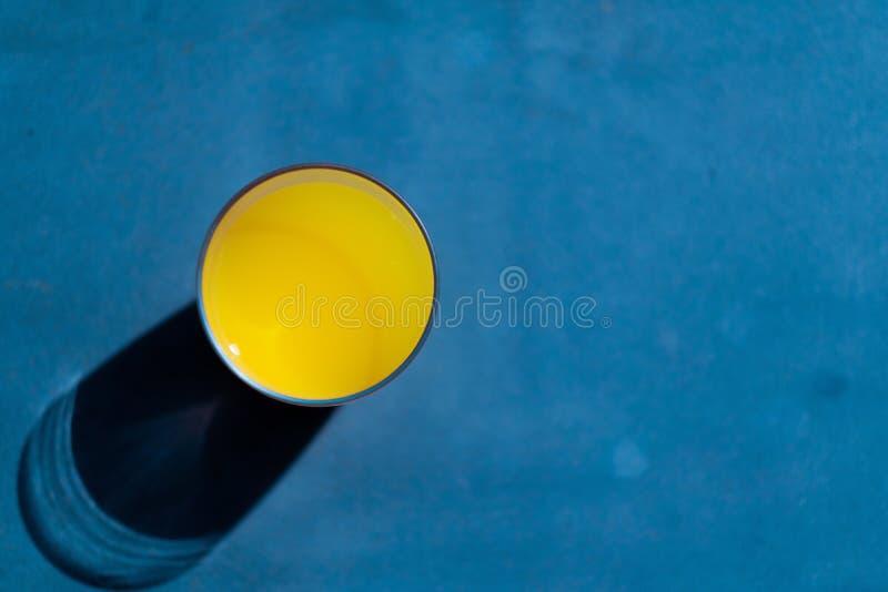 橙汁过去 向量例证
