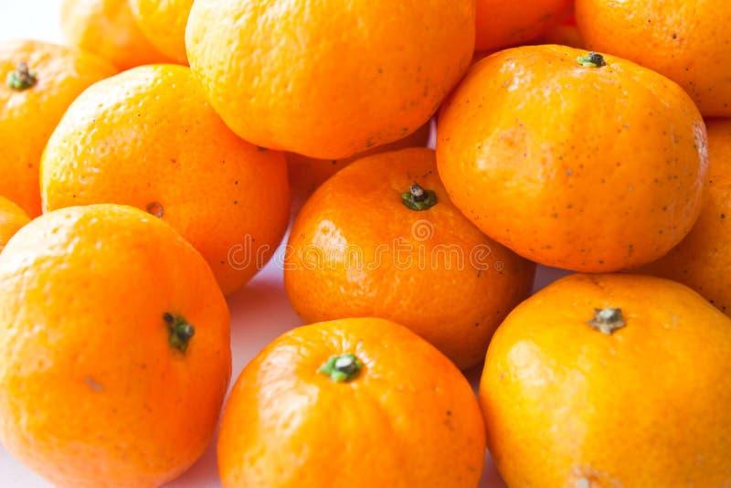 橙色墙纸泰国 免版税图库摄影