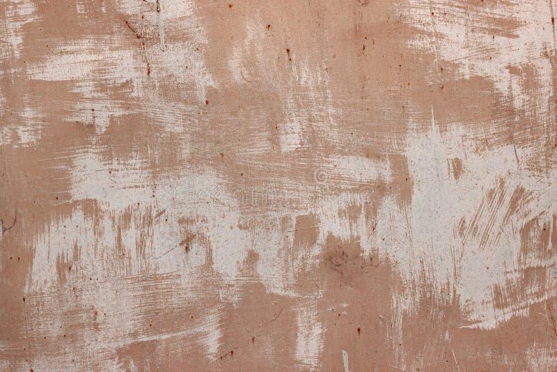 橙色大理石瓦片墙壁纹理 免版税库存照片