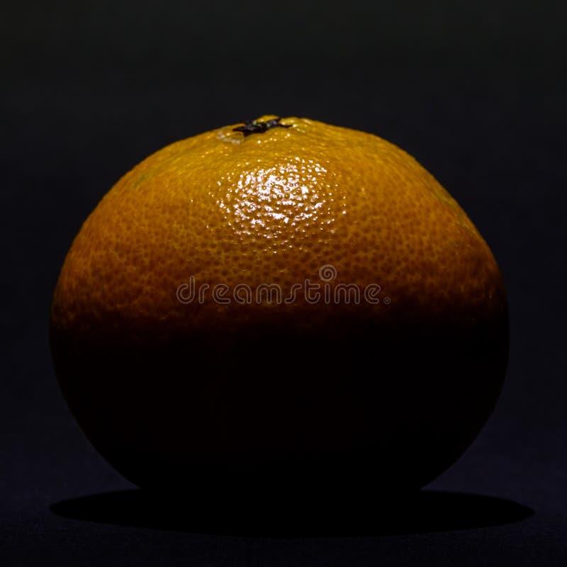 橙色果子的接近的图象 库存照片