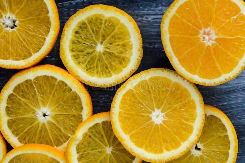 橙色果子 免版税库存图片