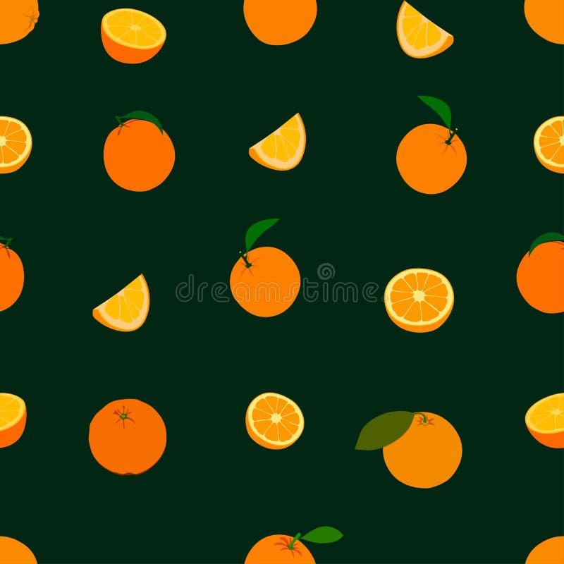 Download 橙色模式 向量例证. 插画 包括有 乐趣, 对象, 饱和, 健康, 有机, 成熟, 茶点, 水多, 葡萄柚 - 59106588