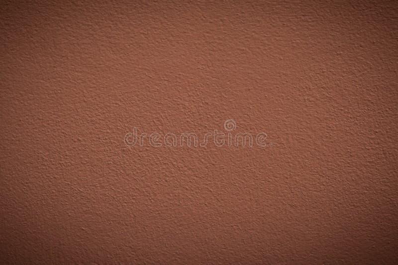 橙色灰泥墙壁 免版税库存照片