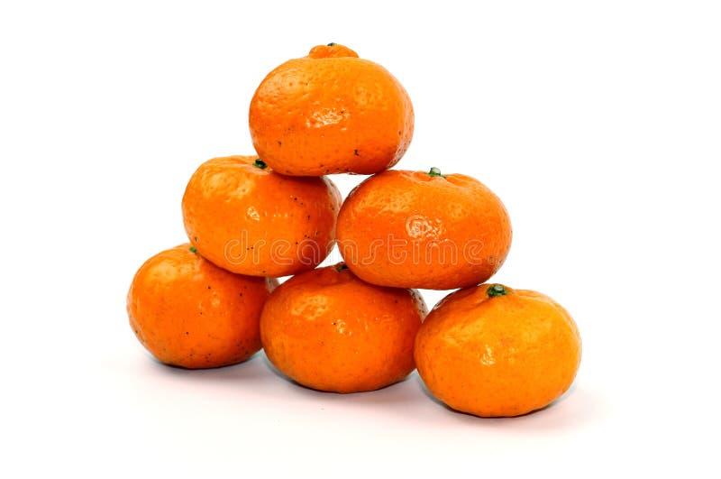 橙色甜果子 库存照片