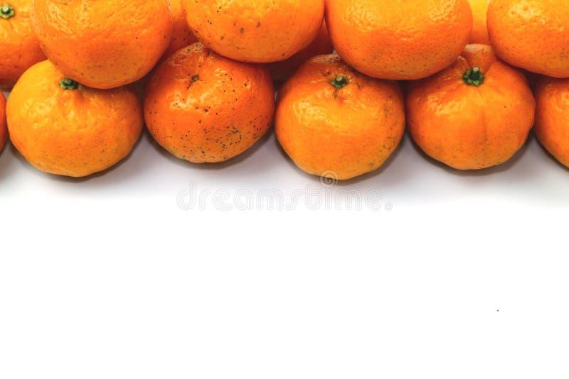 橙色甜果子 免版税库存图片