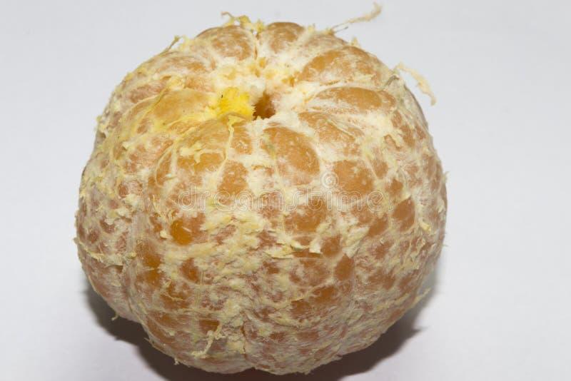 橙色黏浆状物质 库存图片