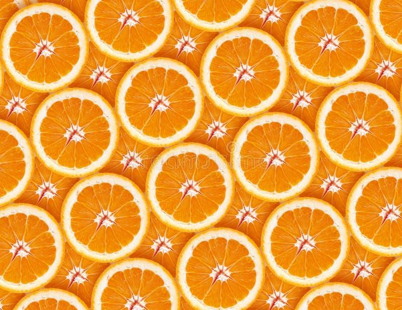 橙色 背景例证橙色片式向量 免版税库存照片