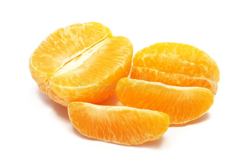 橙色 免版税图库摄影