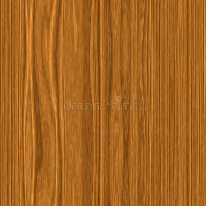 橡木模式木纹 向量例证