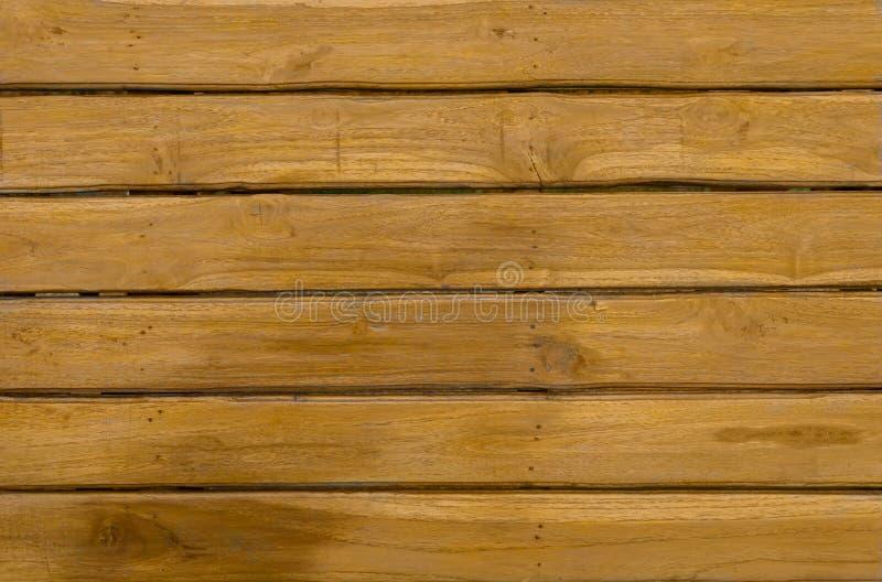 橡木颜色木背景纹理 免版税库存图片