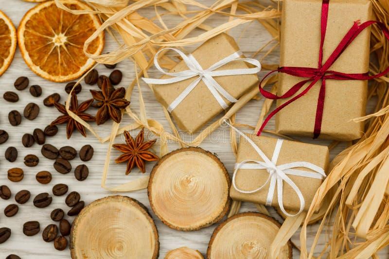 欢乐的装饰 圣诞节,复活节概念 库存照片