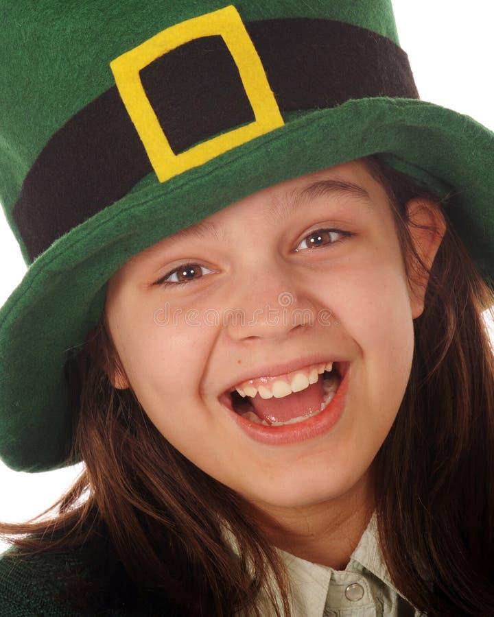 欢呼爱尔兰人 图库摄影