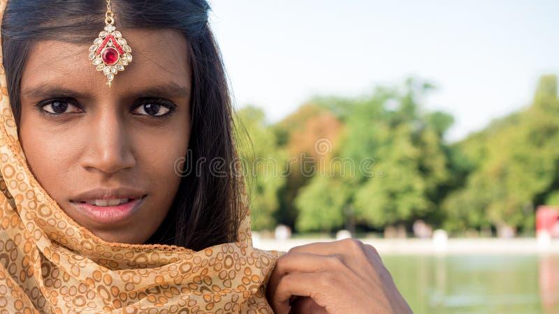 欢迎的印度 免版税图库摄影