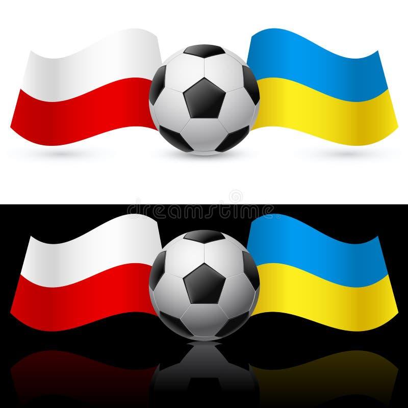 欧洲橄榄球十二二十 库存例证