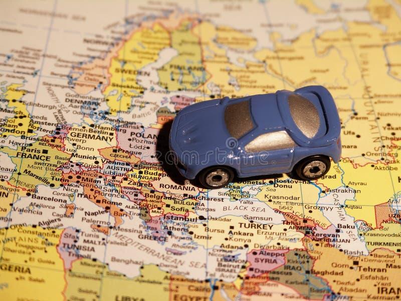欧洲游览 免版税库存图片