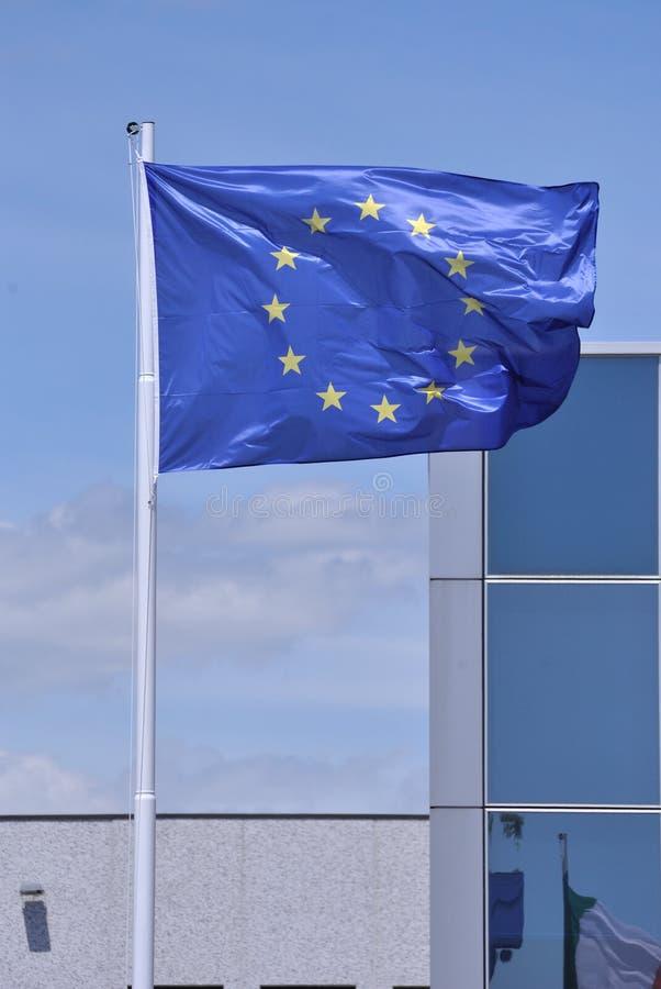 欧盟下垂 免版税库存图片