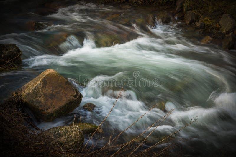 欧罗巴的` s高地风景北部 免版税库存图片
