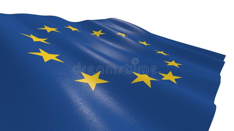 欧洲标志 库存例证