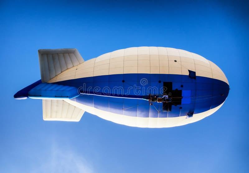欧洲热空气飞艇冠军2016年tegernsee -德国 免版税图库摄影