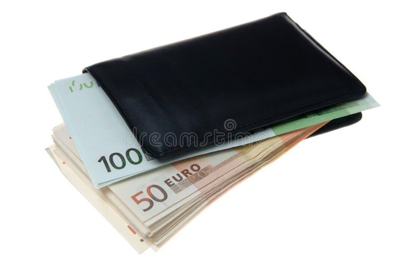 欧洲金钱钞票 库存图片