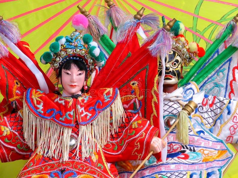 歌剧北京 库存图片