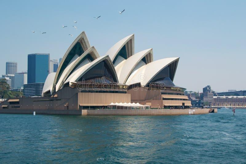 歌剧院悉尼 库存照片