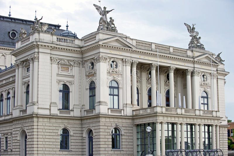 歌剧院 库存照片