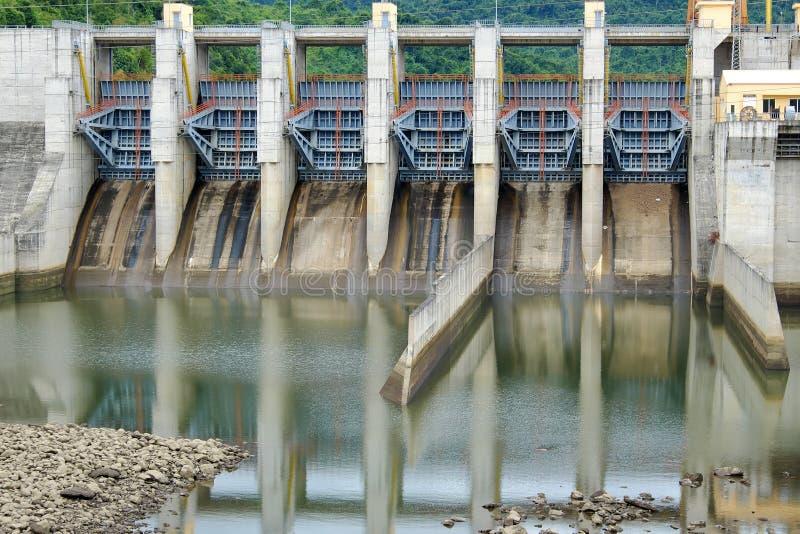 歌曲桶盖水力发电厂,能量 库存图片