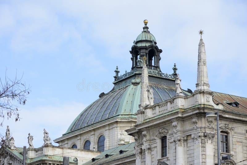 正义宫殿  免版税库存照片